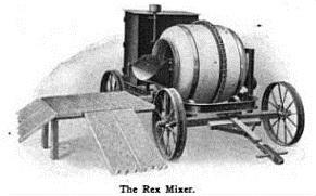 The Original 'REX' Mixer